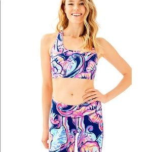 💘🛍Lily Pulitzer 🍬Workout Set!💘 Brand New!